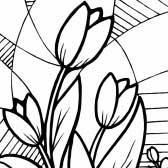 Kids Flower Crafts on Garden Craft Plant Markers Free Pattern Download